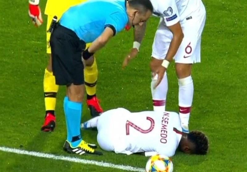 سمدو مصدوم شد/ احتمال غیبت دفاع راست بارسلونا مقابل والنسیا
