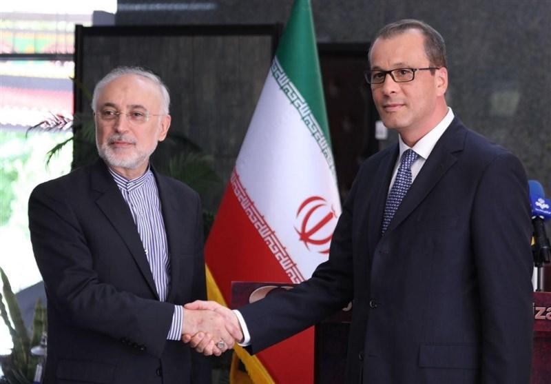 صالحی: برجام دیگر جاده یک طرفه نیست/ فروتا: آژانس مایل به ادامه همکاری با ایران است