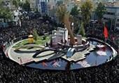 شور حسینی در عاشورا دوازه عتبات عالیات ایلام را فرا گرفت