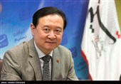 سفیر چین چگونه به تهدید ترامپ علیه ایران واکنش نشان داد+عکس