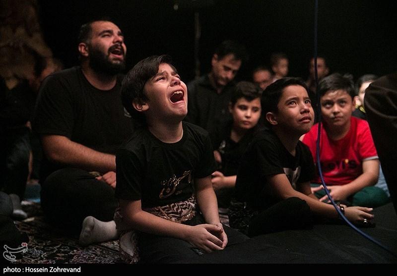 شور و شعور در هیئتهای مذهبی کرمانشاه