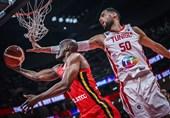 جام جهانی بسکتبال|تونس از سد آنگولا گذشت