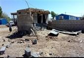 امدادرسانی هلالاحمر به 4 استان سیلزده