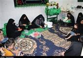 روایت تسنیم از آیینهای عزاداری مردم بافق در ماه محرم؛ از خرد کردن قند تا خیمهدوزی برای ابا عبدالله(ع)
