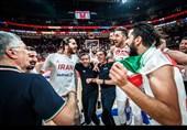 تیم ملی ایران، برگزار کننده افتتاحیه بسکتبال المپیک