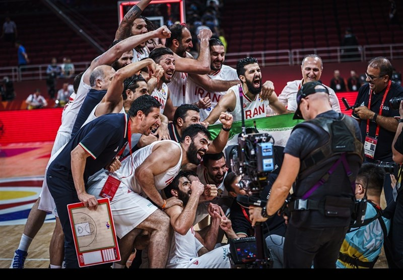 Iran Basketball Qualifies for 2020 Olympic Games