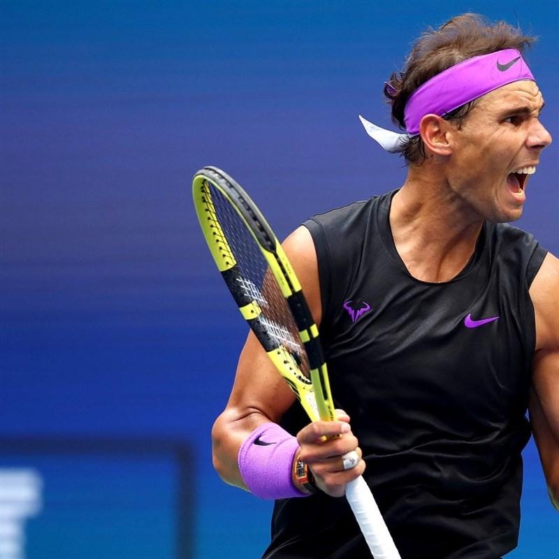 تنیس آزاد آمریکا| نادال با فتح نوزدهمین گرنداسلمش به یک قدمی فدرر رسید