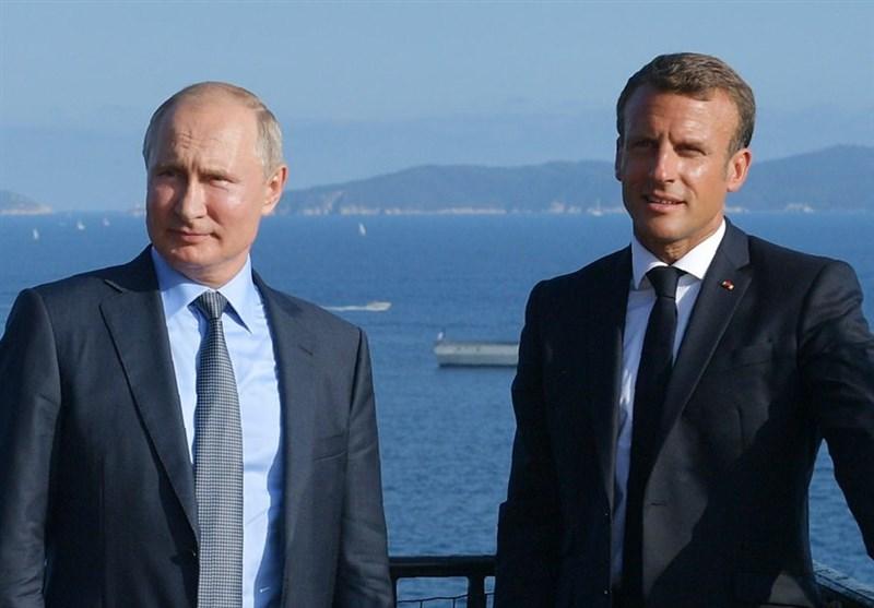 پوتین و ماکرون: باید تلاشها برای حفظ برجام تقویت شود