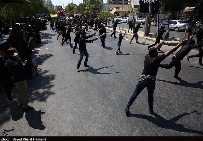 بوشهر در روز عاشورا تجلیگاه شور حسینی + فیلم