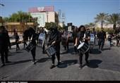تهران  تمنّای شور و شعور حسینی از مشک سقای رشید کربلا در روز تاسوعا + فیلم