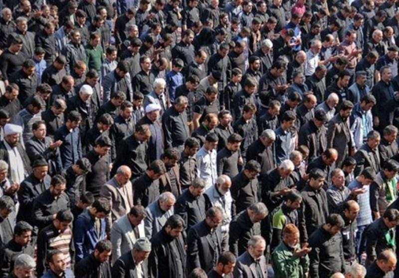 نماز ظهر تاسوعا در استان آذربایجان شرقی اقامه شد