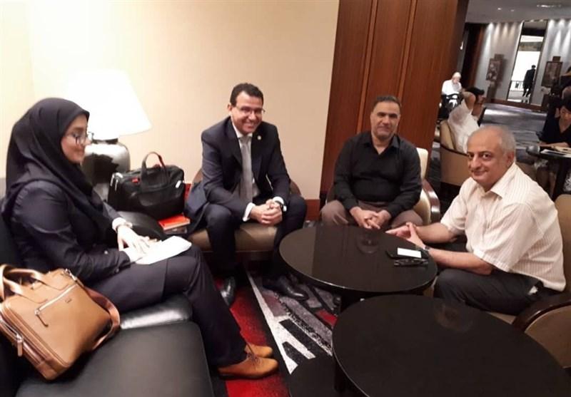 دیدار هادی رضایی با دبیرکل کمیته پارالمپیک آسیا/ درخواست کمک APC از ایران برای مسائل فنی