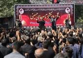 تجمع بزرگ عزاداران حسینی در گلستان برگزار شد + تصاویر