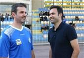 نصرتی: استراماچونی مربی خیلی خوب و باکلاسی است/ استقلال میخواهد فوتبالی باکیفیت را به نمایش بگذارد