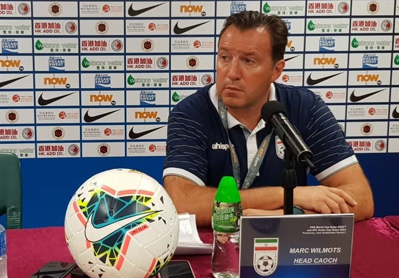 Iran Plays Attacking Football: Marc Wilmots