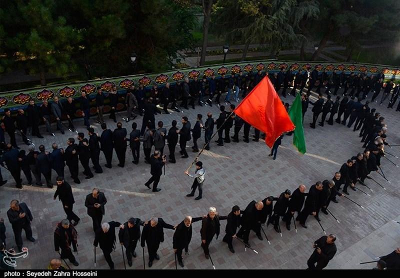 حضور نایب رئیس مجلس و دبیر مجمع تشخیص مصلحت نظام در شاخسی تبریز+ تصاویر