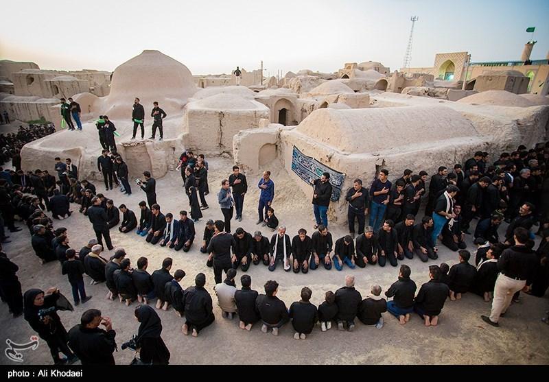 اصفهان| آئین «زارخاک» در روستای «قورتان» به روایت تصاویر
