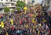 آغاز مراسم عاشورای حسینی (ع) در لبنان
