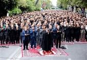 نماز ظهر عاشورا در سراسر استان گلستان اقامه شد