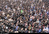 نماز ظهر عاشورا در استان لرستان اقامه شد