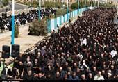 نماز ظهر عاشورا در سراسر استان سمنان اقامه شد + تصاویر