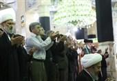 نماز ظهر عاشورا در مسجد مقدس جمکران برپا شد
