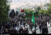 استان علوی تبار مازندران سوگوار عزای سالار شهیدان