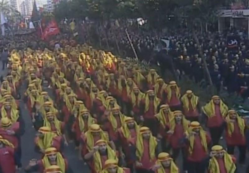 Lebanon's Shiite Muslims Commemorate Ashura (+Video)
