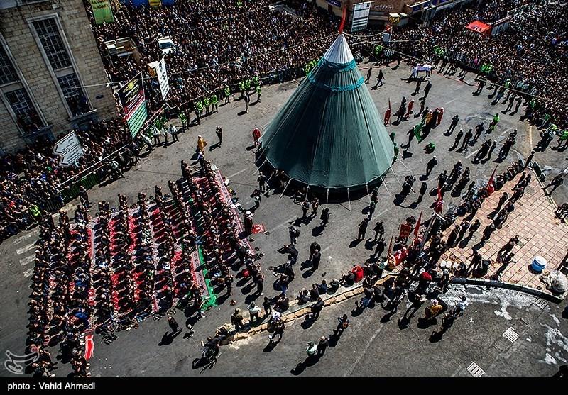 Ta'ziyeh Passion Play Performed in Tehran to Mark Ashura