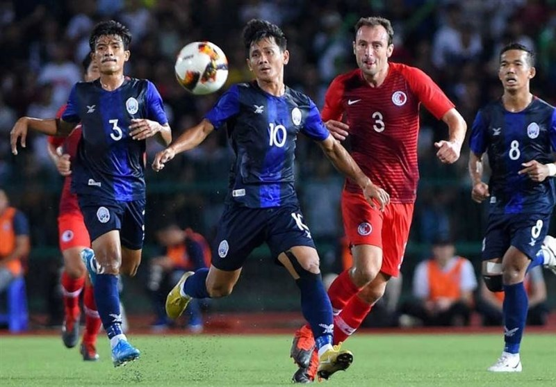 انتخابی جام جهانی 2022| شکست خانگی کامبوج برابر بحرین/ پیروزیهای خارج از خانه فیلیپین و نپال