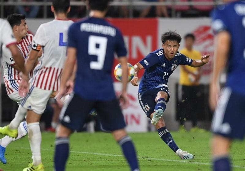 انتخابی جام جهانی 2022  پیروزی ژاپن و امارات در نبردهای خارج از خانه