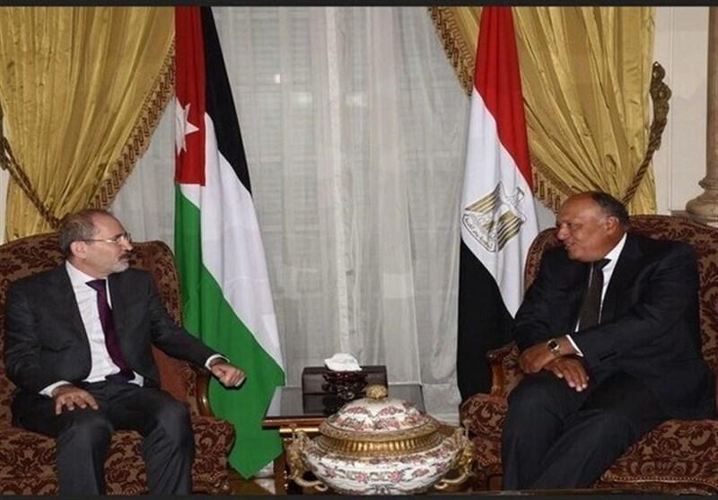 جزئیات دیدار وزیر خارجه مصر با همتایان اردنی و اماراتی