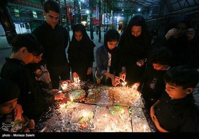 آئین شام غریبان حضرت اباعبدالله(ع) در مبارکه اصفهان