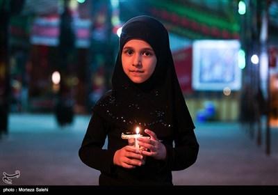 شام غریبان حسینی در مبارکه اصفهان