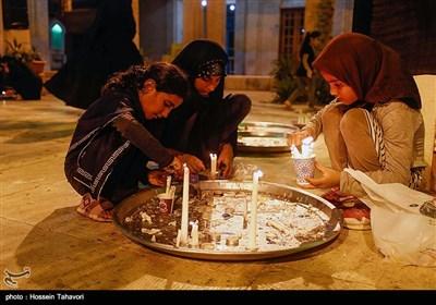 آئین شام غریبان حضرت اباعبدالله(ع) در کیش