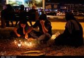 شام غریبان حسینی در سرزمین آفتاب برگزار شد