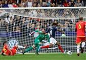 انتخابی یورو 2020| برتری آسان فرانسه مقابل آندورا/ رونالدو 4 گل زد و انگلیس بازی 8 گله را برد