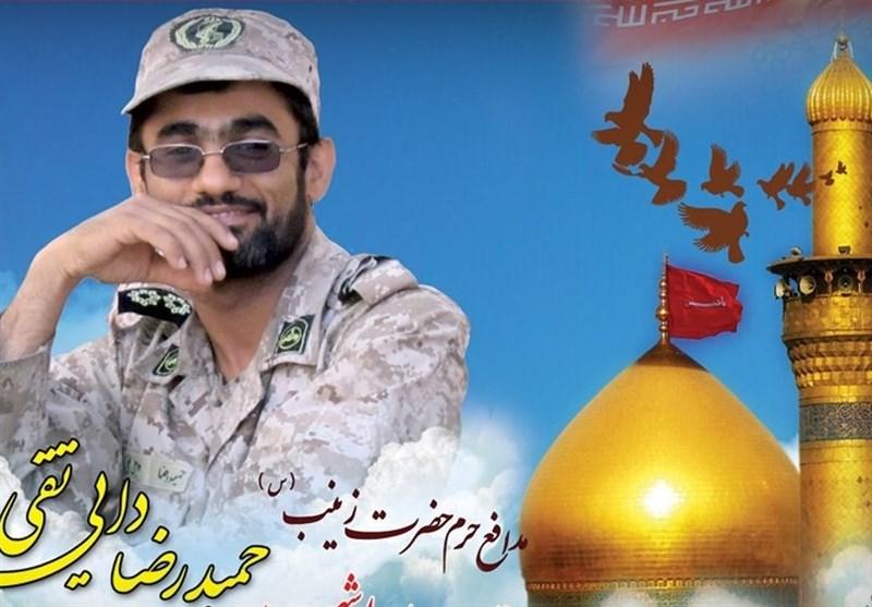 راز چهارشنبههای شهید مدافع حرم؛ «کلنا عباسک یا زینب (س)» شعاری که به عمل تبدیل شد