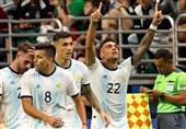 بازیهای دوستانه ملی  پرو، برزیل را با همه ستارههایش شکست داد/ پیروزی مقتدرانه آرژانتین بدون مسی مقابل مکزیک