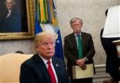 نامه کوتاه خشمآلود استعفای بولتون به ترامپ+عکس