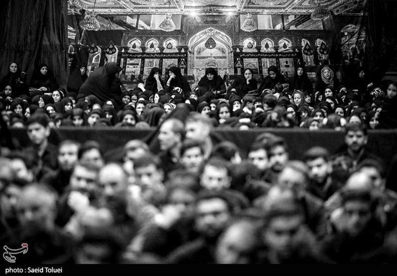 بزرگترین موکب عزاداری دانشجویی خراسان شمالی به روایت تصاویر