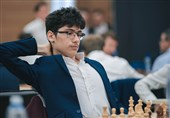 حذف پرچم ایران از مقابل نام علیرضا فیروزجا در فدراسیون جهانی شطرنج + عکس
