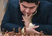 شطرنج بزرگ سوئیس| مقصودلو به اولین پیروزی دست یافت