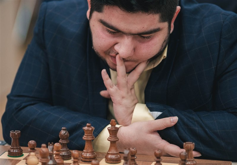 Maghsoodloo Wins Double Speed Chess Grand Prix