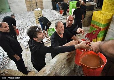 پخت سمنو در اصفهان