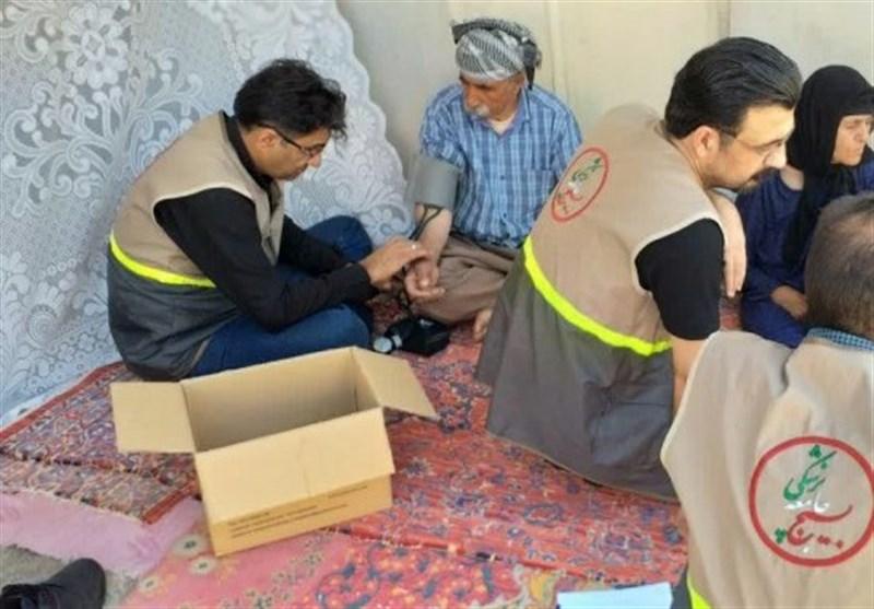 طرح خانه به خانه ویزیت رایگان در مناطق محروم ایلام اجرا شد