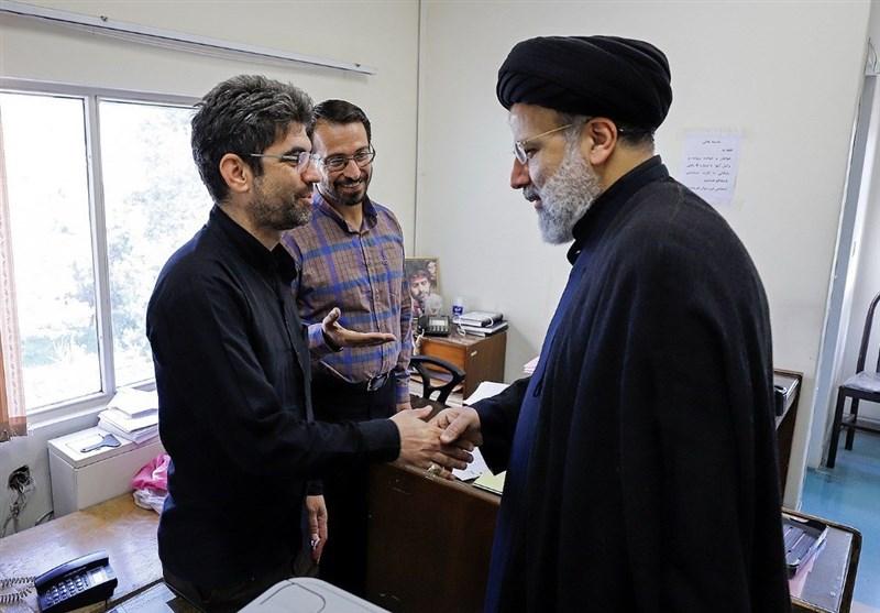 رئیسی در بازدید از مجتمع شهید مطهری: به سارقان حرفهای و سابقهدار رحم نکنید + فیلم