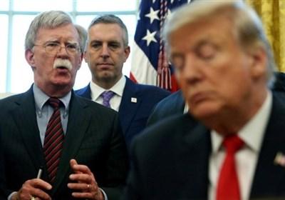 روایت بولتون از طرح ترامپ برای دعوت طالبان به «کمپ دیوید»