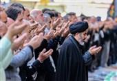 نماز ظهر عاشورا در 17 شهرستان آذربایجان غربی اقامه شد