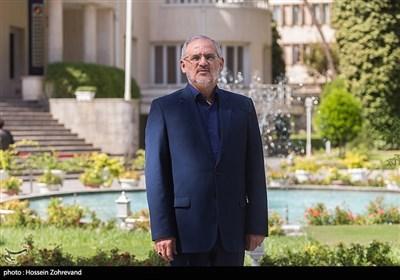 محسن حاجی میرزایی وزیر آموزش و پرورش درحاشیه جلسه هیئت دولت